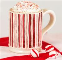 48274 White Chocolate Peppermint Coffee Recipe Image