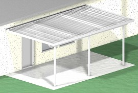 Americana Teton Patio Cover