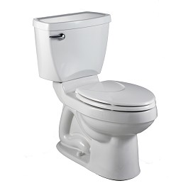 Champion 174 4 High Performance Elongated Complete Toilet White