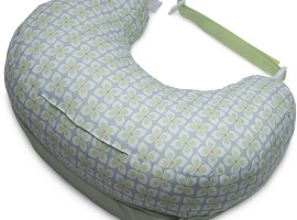 Boppy 174 Two Sided Nursing Pillow