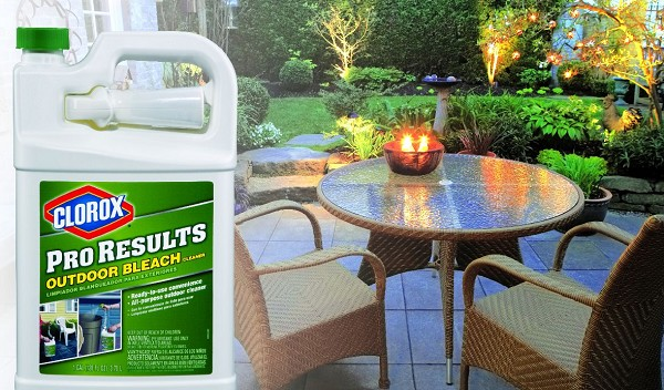 Clorox® ProResults Outdoor Bleach Cleaner