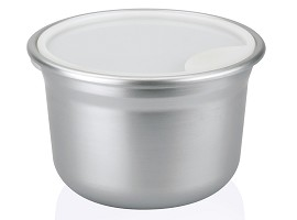 Dishwasher Safe Removable Food Container with Inner Lid Image