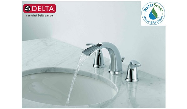Nyla Two Handle Widespread Lavatory Faucet
