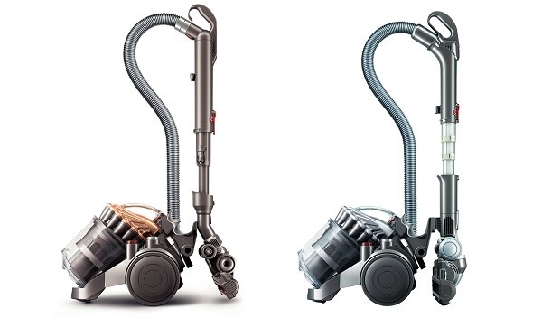 how to clean dyson dc23