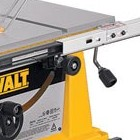 Dewalt Heavy Duty 10 Quot Portable Table Saw With Stand