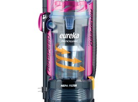 Eureka Suctionseal 174 Bagless Upright Vacuum As1101b