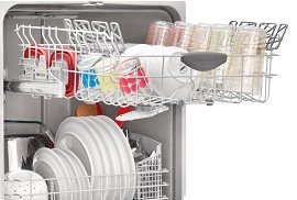 Frigidaire Gallery 24 Quot Built In Dishwasher