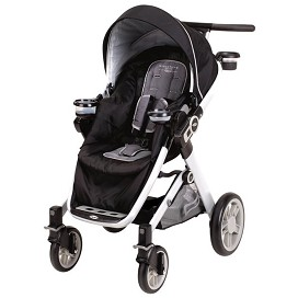 signature series 3 in 1 classic connect stroller. Black Bedroom Furniture Sets. Home Design Ideas