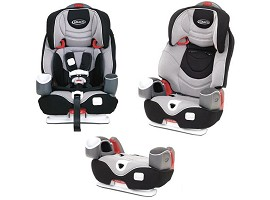 3-in-1 car seat Image