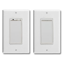 ge z wave wireless lighting control three way dimmer kit 45613. Black Bedroom Furniture Sets. Home Design Ideas