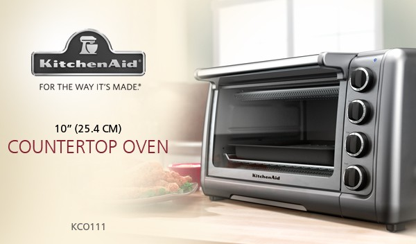 Countertop Oven Canada : KitchenAid? KCO111 10