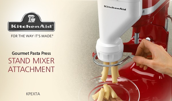 KitchenAid® KPEXTA Pasta Press