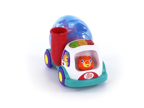 Bright Starts Having a Ball Swirl & Roll Truck Image 31