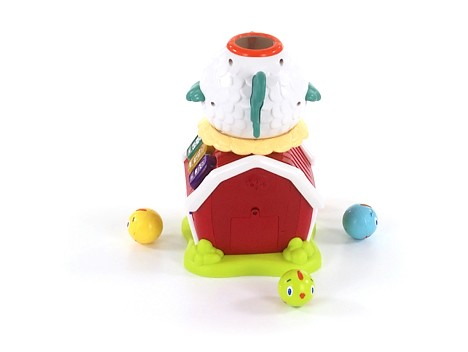 Bright Starts Having a Ball Cluck & Learn Barn Image 31