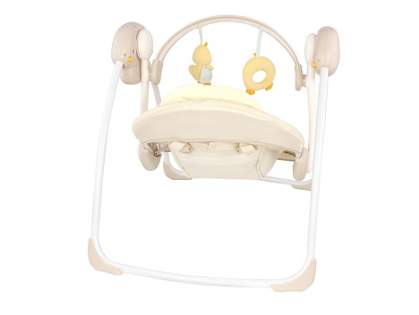 7030 Comfort & Harmony Portable Swing: Snuggle Duckling Fashion Image 31