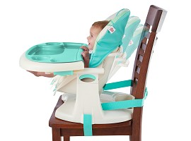 3 Position Seat Recline  sc 1 th 193 & Bright Starts™ Playful Pals™ Chair Top High Chair