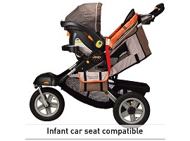 jeep liberty sport x all terrain stroller. Black Bedroom Furniture Sets. Home Design Ideas