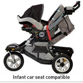 jeep liberty limited urban terrain stroller. Black Bedroom Furniture Sets. Home Design Ideas