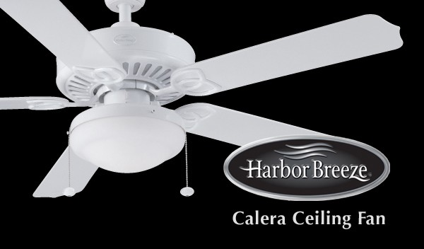 Harbor breeze calera all weather ceiling fan aloadofball Gallery