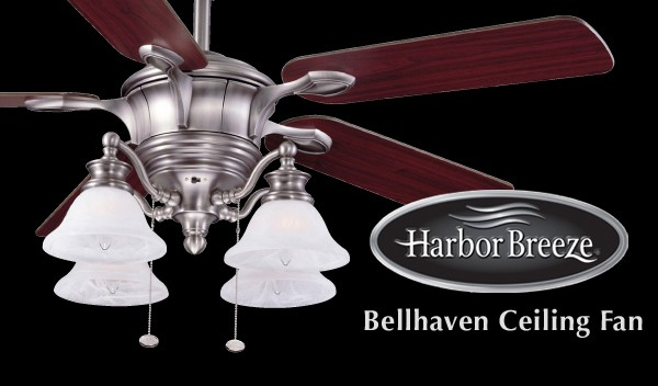 Harbor Breeze Bellhaven Ceiling Fan