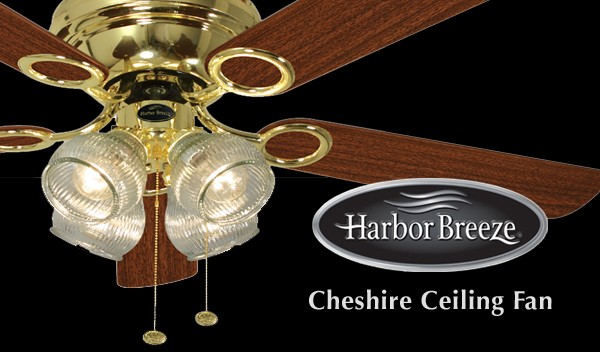 4 Harbour Breeze Ceiling Fan Blade Arms New
