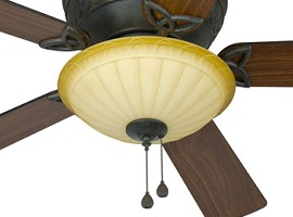 Harbor breeze asheville ceiling fan light kit included aloadofball Image collections