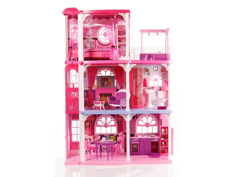 Barbie® 3 Story Dream Townhouse™ Image 12