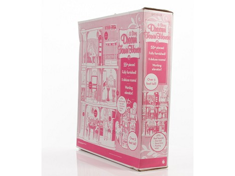 Barbie® 3 Story Dream Townhouse™ Packaging Image 12