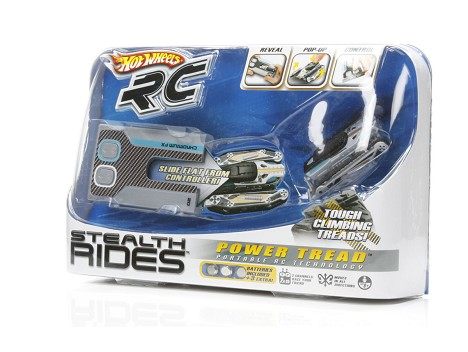 Stealth Ride™ Power Tread™ Image 12