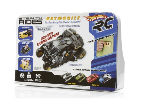 Stealth Ride™ Racing Car™ Batman™ Image 12