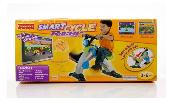 fisher price smart cycle racer rh webapps easy2 com Smart Cycle AV Cable Fisher-Price Smart Cycle Seat