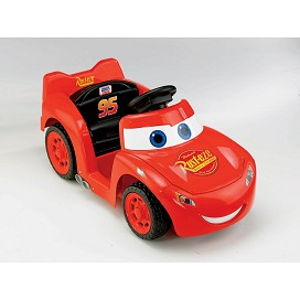 disney pixar cars power wheels lil lightning mcqueen by fisher price