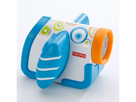 Fisher-Price&#174; Kid-Tough&#174; Video Camera- Blue Image 12
