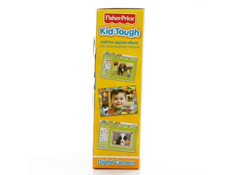 Fisher-Price® Kid-Tough® Digital Camera - Packaged Blue Image 12