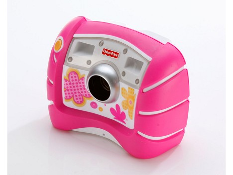 Fisher-Price® Kid-Tough® Digital Camera - Pink Image 12