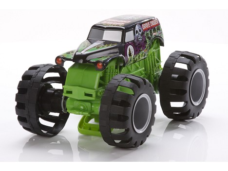 HOT WHEELS® MONSTER JAM® GRAVE DIGGER® Image 12