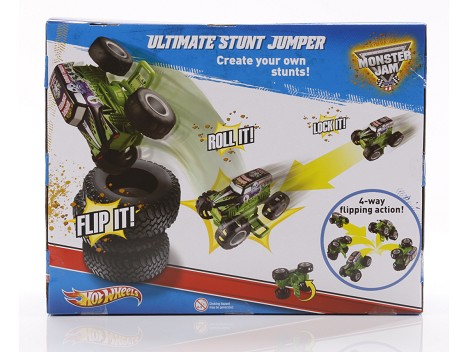 HOT WHEELS® MONSTER JAM® GRAVE DIGGER® Packaging Image 12