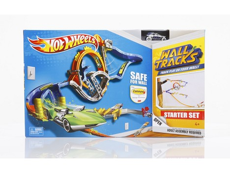 HOT WHEELS® WALL TRACKS™ Starter Set Image 12