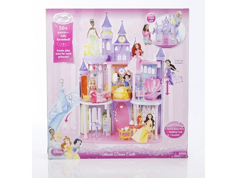 Disney Princess Ultimate Dream Castle Packaging Image 12