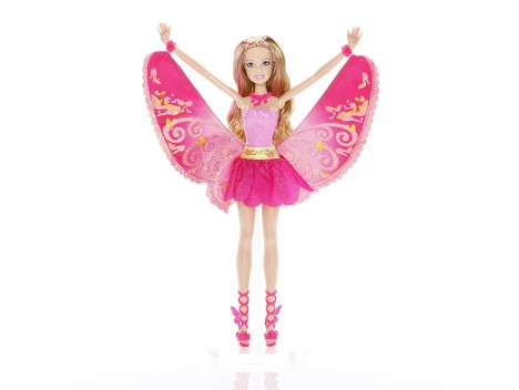 BARBIE&#8482; A Fairy Secret FASHION FAIRY&#8482; Friend Image 12
