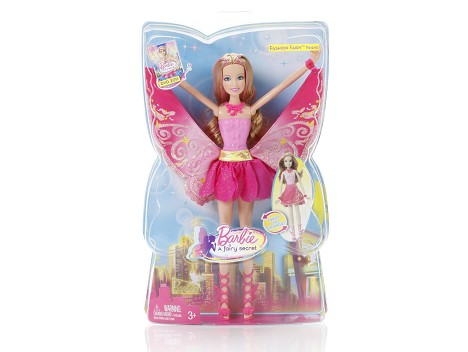 BARBIE&#8482; A Fairy Secret FASHION FAIRY&#8482; Friend Packaging Image 12