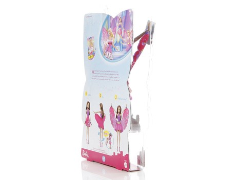 BARBIE™ A Fairy Secret FASHION FAIRY™ Friend Packaging Image 12