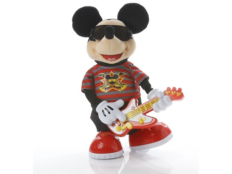 Rock Star Mickey Image 12