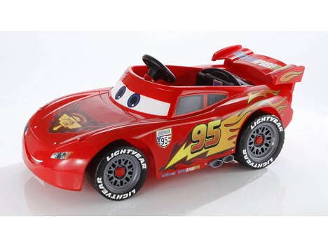 Power Wheels Lightning McQueen Image 12