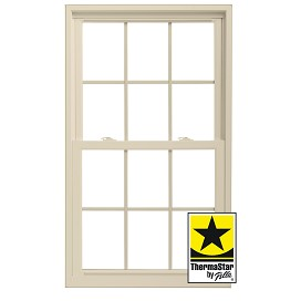 Thermastar by pella vinyl windows for Thermal star windows