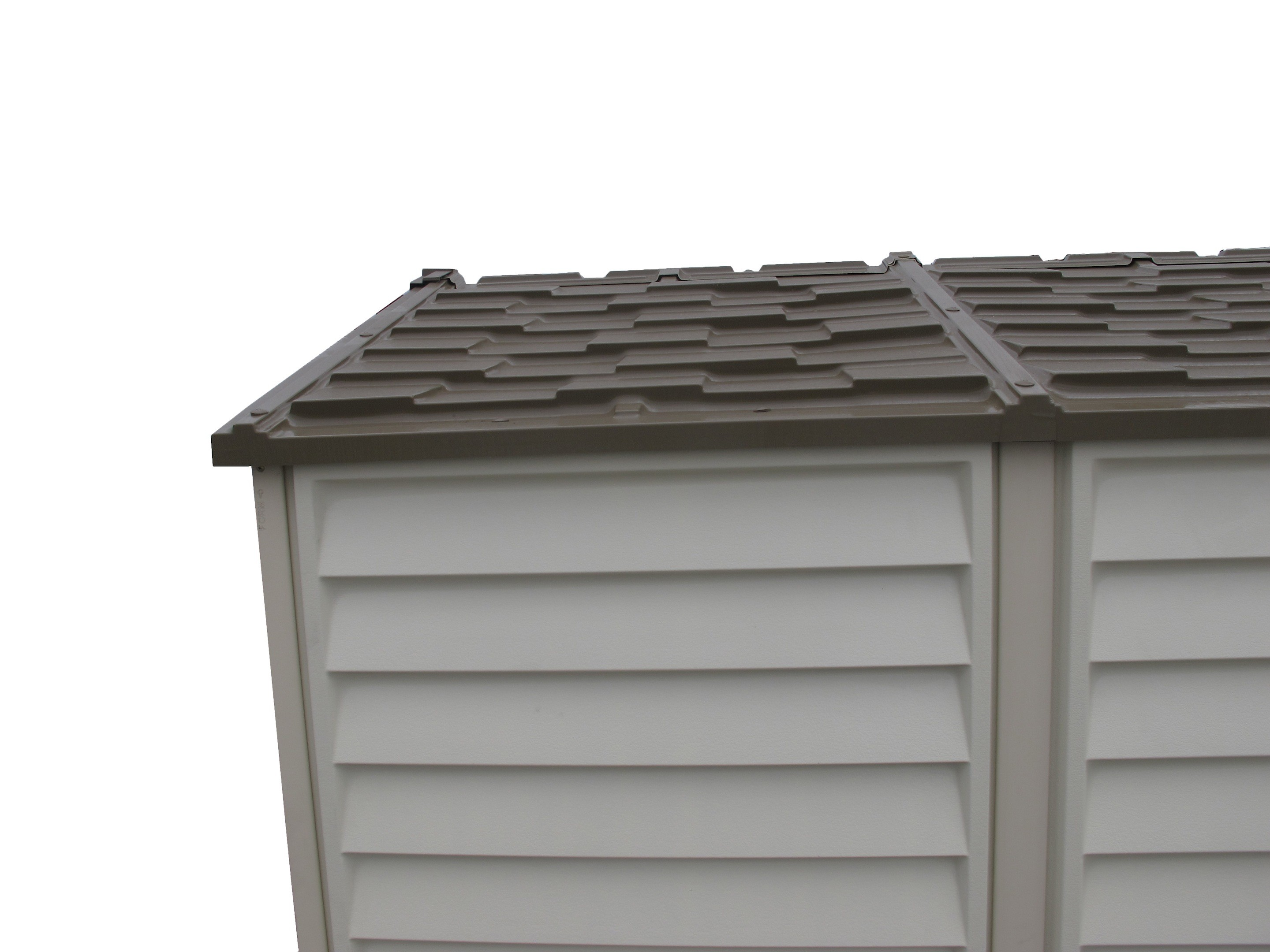 6x6 Storemate Vinyl Resin Shed W Floor