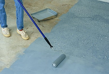 Rust Oleum Epoxyshield Garage Floor Coating