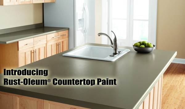 Rustoleum Countertop Paint Directions : Rust-Oleum Countertop Paint