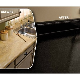 Rustoleum Countertop Paint How Long Between Coats : Rust-Oleum Countertop Transformations