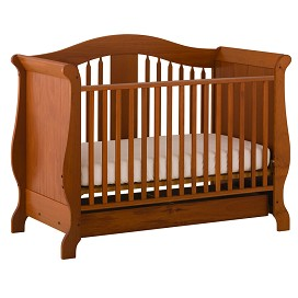 Stork Craft Aspen Stages Fixed Side Crib